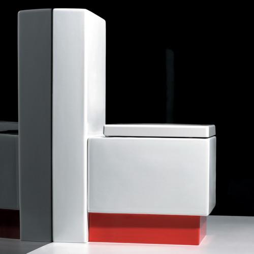 Унитаз Althea Ceramica Design Plus 40062 напольный с подставкой