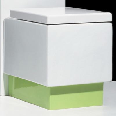 Унитаз Althea Ceramica Design Plus 40062 комбинированный с подставкой