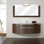 Мебель для ванных комнат Pelipal серия Roulette Комплект мебели Pelipal Roulette Декор-шоколад, 1680 мм