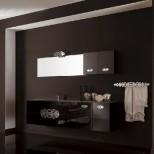 Мебель для ванных комнат Eurolegno серия Glamour Мебель для ванной комнаты Eurolegno Glamour Композиция 1