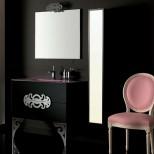 Мебель для ванных комнат Eurolegno серия Glamour Мебель для ванной комнаты Eurolegno Glamour Композиция 3