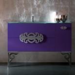Мебель для ванных комнат Eurolegno серия Glamour Мебель для ванной комнаты Eurolegno Glamour Композиция 9