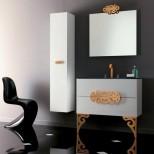 Мебель для ванных комнат Eurolegno серия Glamour Мебель для ванной комнаты Eurolegno Glamour Композиция 11