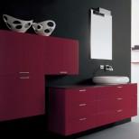 Мебель для ванных комнат Eurolegno серия Forme Мебель для ванной комнаты Eurolegno Forme Композиция 5