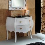 Мебель для ванных комнат Eurolegno серия Narciso Мебель для ванной комнаты Eurolegno Narciso Композиция 13