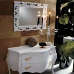 Мебель для ванных комнат Eurolegno серия Narciso Мебель для ванной комнаты Eurolegno Narciso Композиция 14