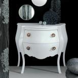 Мебель для ванных комнат Eurolegno серия Narciso Мебель для ванной комнаты Eurolegno Narciso Композиция 15