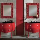 Мебель для ванных комнат Eurolegno серия Narciso Мебель для ванной комнаты Eurolegno Narciso Композиция 17