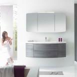 Мебель для ванных комнат Pelipal серия Cassca Pelipal Cassca Комплект подвесной мебели 480х1410х500 мм