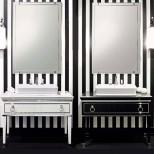 Мебель для ванных комнат Oasis серия Lutetia Oasis Lutetia Композиция №4/5 Комплект мебели 115х56хh77 см