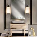 Мебель для ванных комнат Oasis серия Lutetia Oasis Lutetia Композиция №7 Комплект мебели 93х56хh77 см