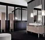 Мебель для ванных комнат Oasis серия Lutetia Oasis Lutetia Композиция №8 Комплект мебели 137х56хh77 см