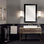 Мебель для ванных комнат Oasis серия Lutetia Oasis Lutetia Композиция №13 Комплект мебели 137х56хh77 см