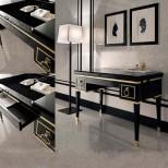 Мебель для ванных комнат Oasis серия Lutetia Oasis Lutetia Композиция №2 Комплект мебели 115х56хh77 см