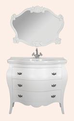 Мебель для ванных комнат Tiffany World серия BAROCCO TIFFANY Barocco 7230