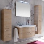Мебель для ванных комнат Pelipal серия Solitaire 6005 Pelipal Solitaire 6005 Комплект подвесной мебели 490х900х481 мм