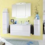 Мебель для ванных комнат Pelipal серия Solitaire 7010 Pelipal Solitaire 7010 Комплект подвесной мебели 542x1195x507 мм