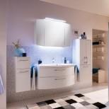 Мебель для ванных комнат Pelipal серия Cassca Pelipal Cassca Комплект подвесной мебели 1010 мм белый высокоглянцевый