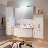 Мебель для ванных комнат Pelipal серия Cassca Pelipal Cassca Комплект подвесной мебели 1410 мм белый