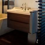Мебель для ванных комнат Kerasan серия Waldorf Kerasan Waldorf База подвесная под раковину 100см, цвет темный орех